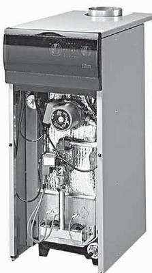 газовый котел двухконтурный вольф схема принципиальная