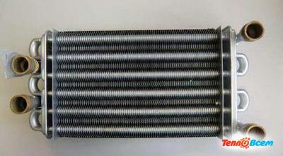 Купить теплообменник на газовый котел бакси майн 24 MR-501/F - Жидкость для защиты систем отопления Волгодонск