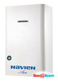Navien Deluxe ATMO - 24A White